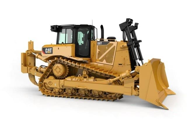 Бульдозер Cat (Caterpillar) D8T