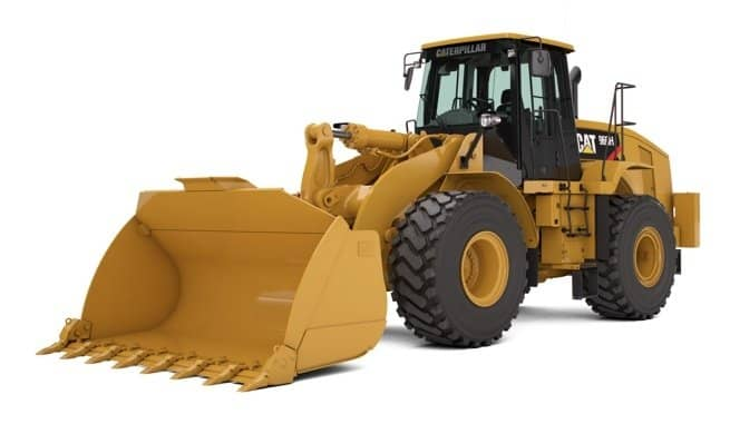 Погрузчик Cat (Caterpillar) 966H