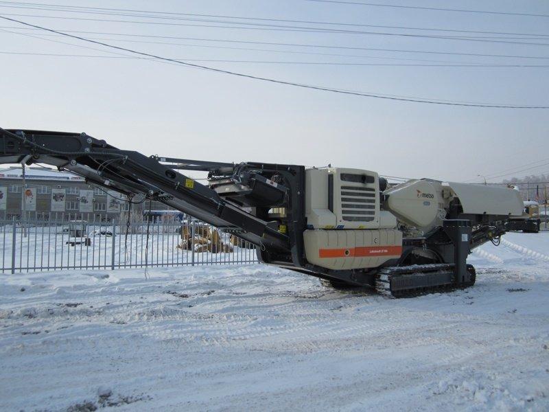 Дробильно сортировочный комплекс в Норильск конусная дробилка респиратор