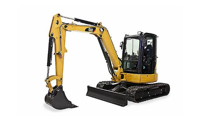 Cat 305.5E2 CR (Tier 4 Interim)